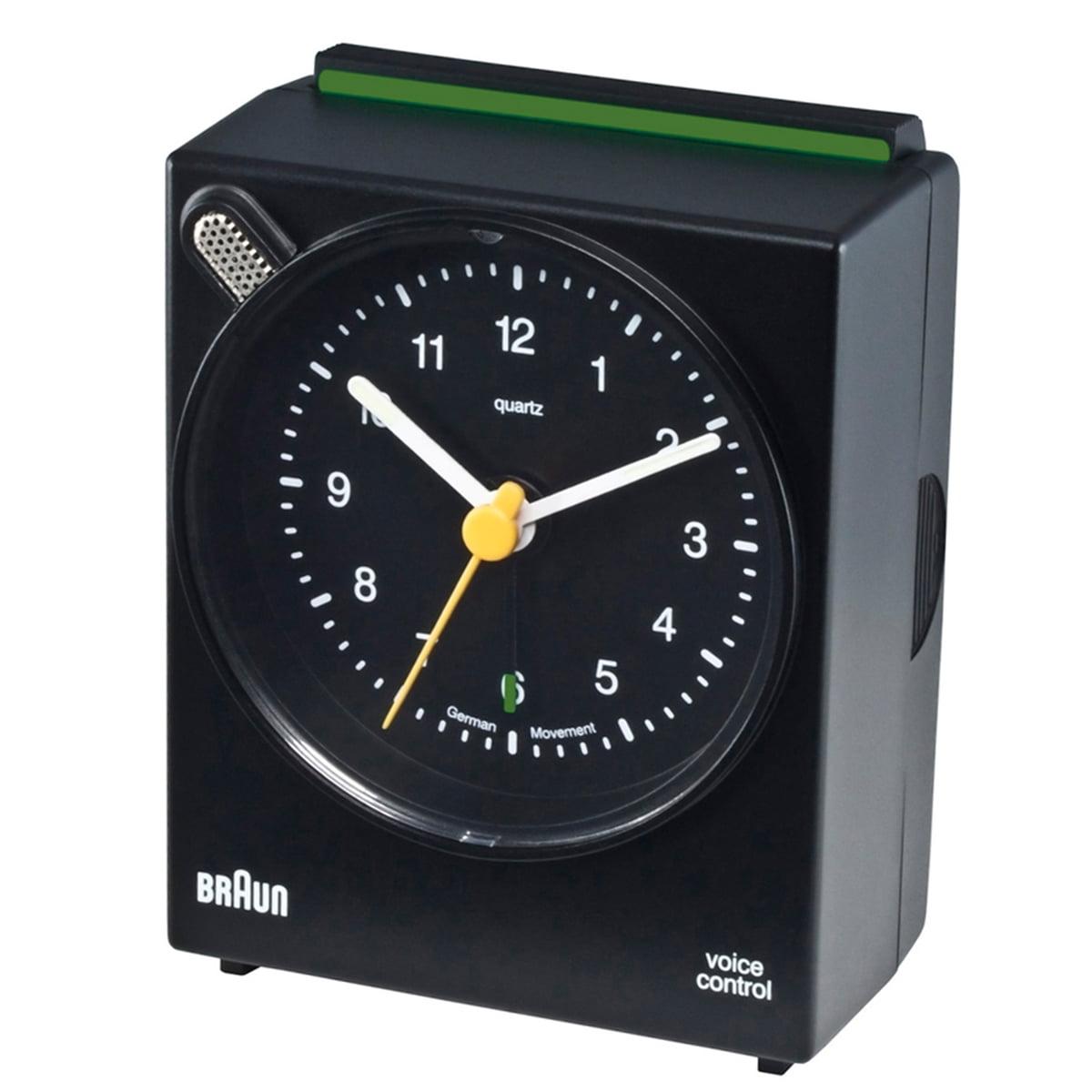 Alarm clock bnc004 braun shop braun voice activated alarm clock bnc004 amipublicfo Gallery