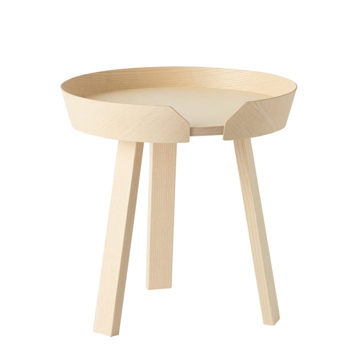 Muuto - Around coffee table small, oak