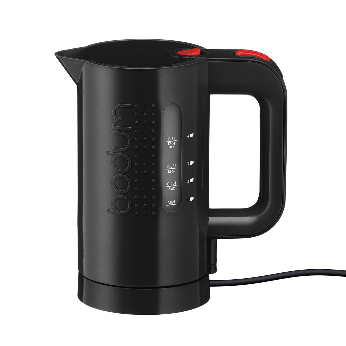 Bodum Bistro electric kettle, 0.5 l