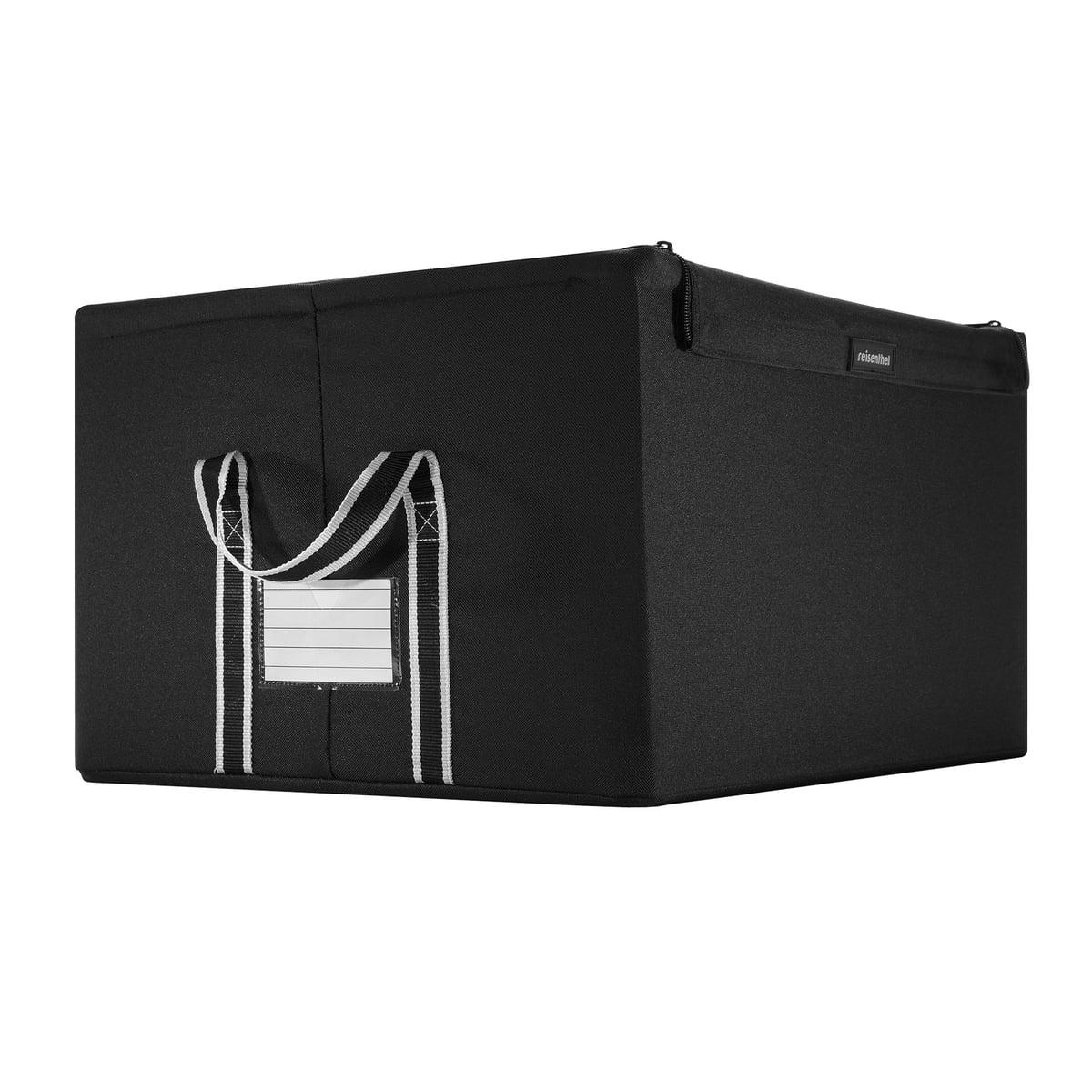reisenthel - Storagebox L black  sc 1 st  Connox & storagebox L by reisenthel in the shop