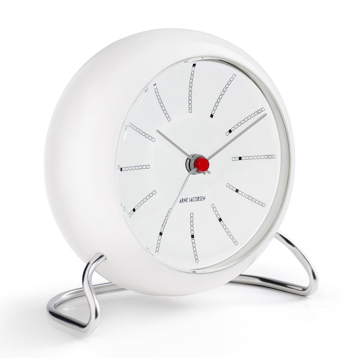 aj bankers alarm clock rosendahl shop. Black Bedroom Furniture Sets. Home Design Ideas