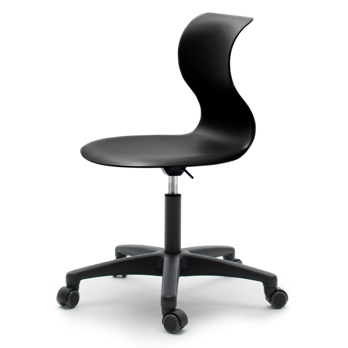 Flötotto   Pro 6 Swivel Chair, Black