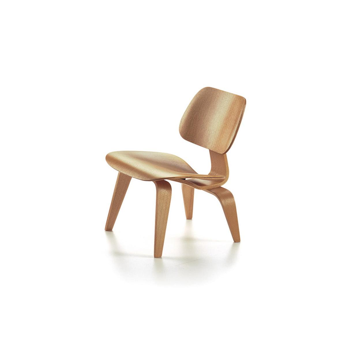 Vitra   Miniatur Eames LCW Chair