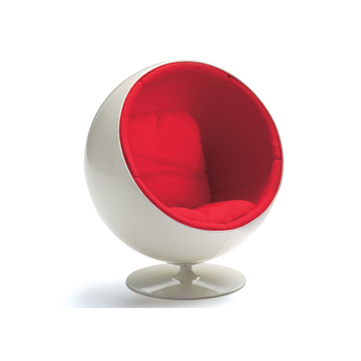 miniature aarnio ball chair vitra shop. Black Bedroom Furniture Sets. Home Design Ideas