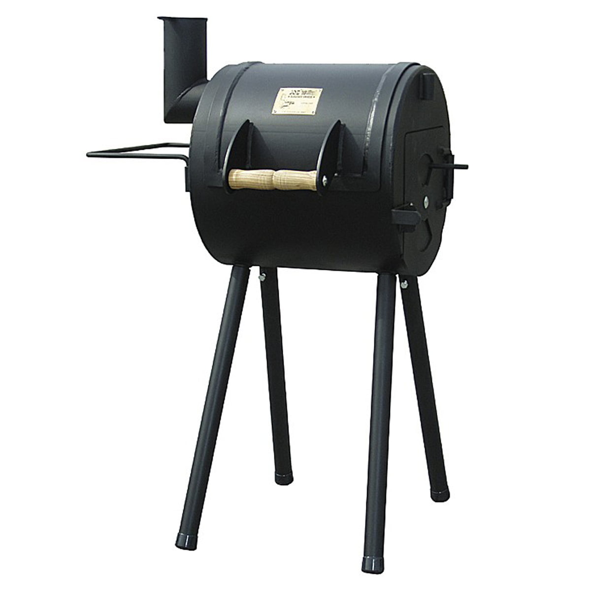 little joe grill by joe s barbeque smoker. Black Bedroom Furniture Sets. Home Design Ideas