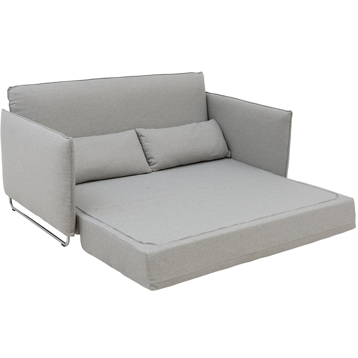 Super Softline Cord Sofa Bed Felt Grey 620 Inzonedesignstudio Interior Chair Design Inzonedesignstudiocom