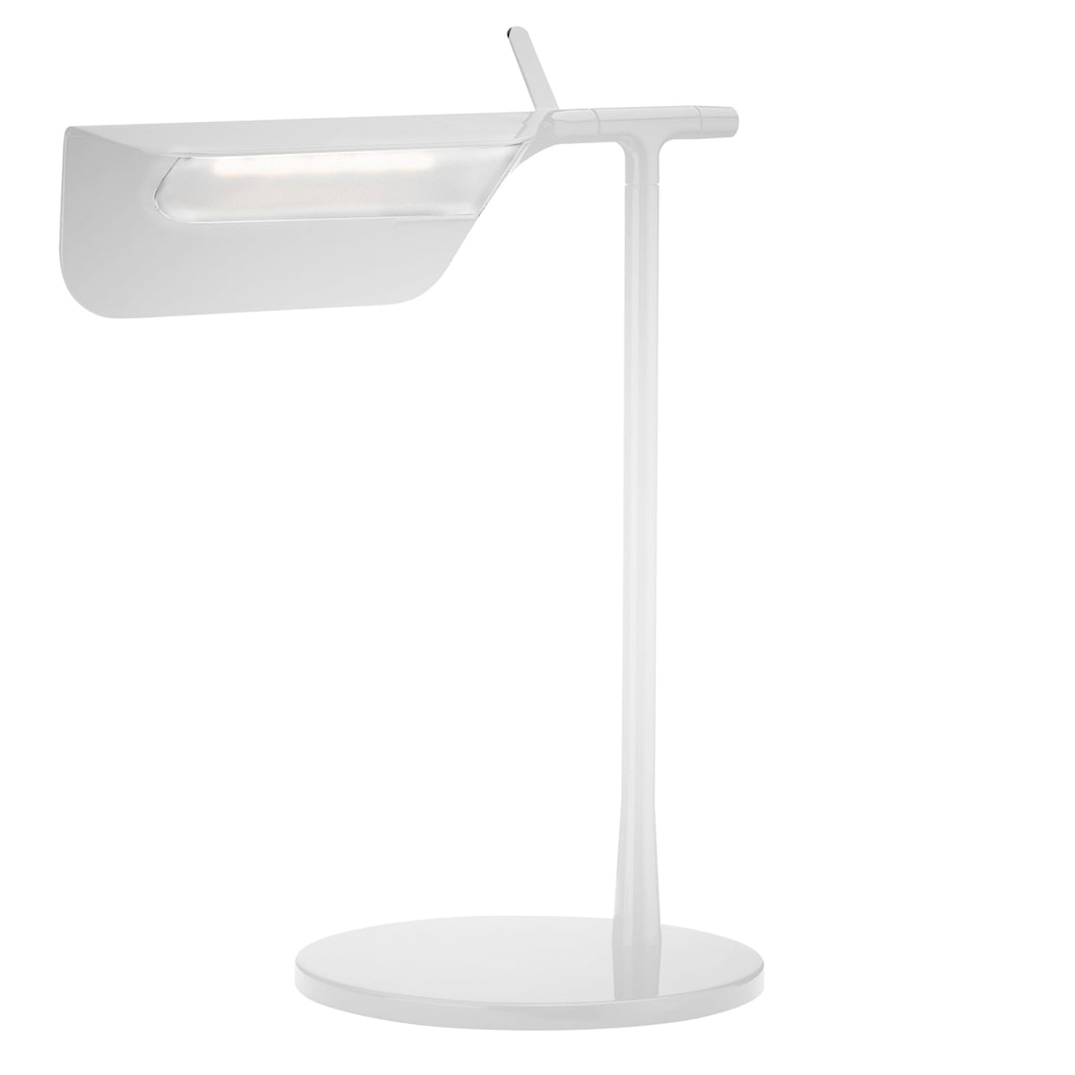 Tab led table lamp by flos in the shop flos tab led table lamp white geotapseo Images
