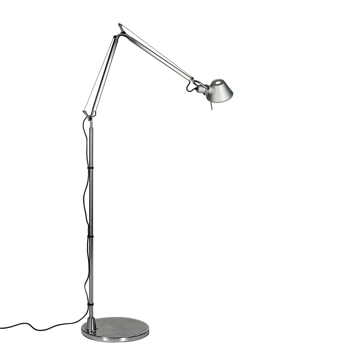 artemide tolomeo micro terra floor lamp in our shop. Black Bedroom Furniture Sets. Home Design Ideas