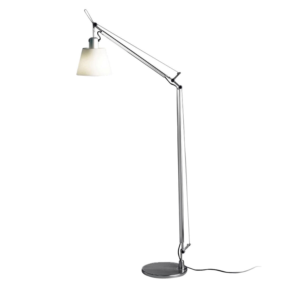tolomeo basculante lettura floor lamp. Black Bedroom Furniture Sets. Home Design Ideas