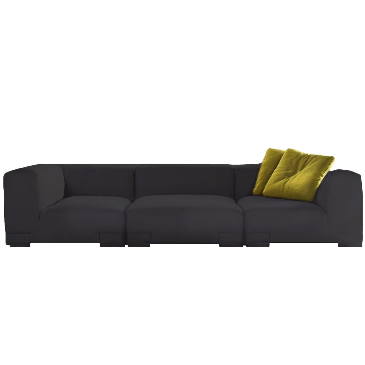 the plastics sofa by kartell in the shop rh connox com
