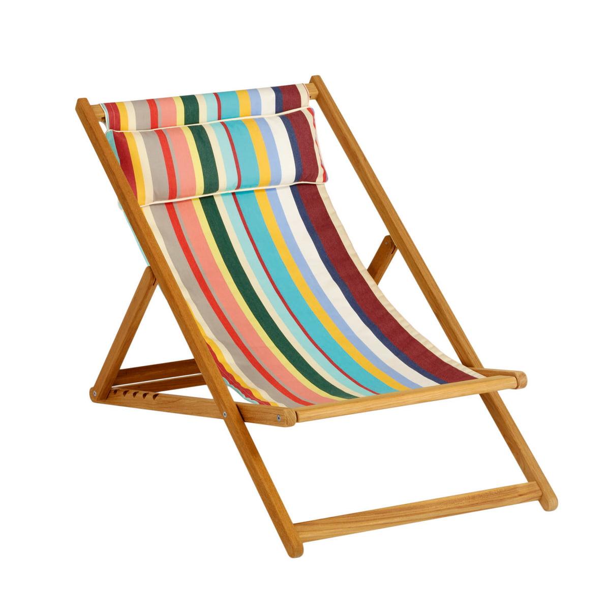 Liegestuhl design  Cabin Deck Chair by Weishäupl in the shop