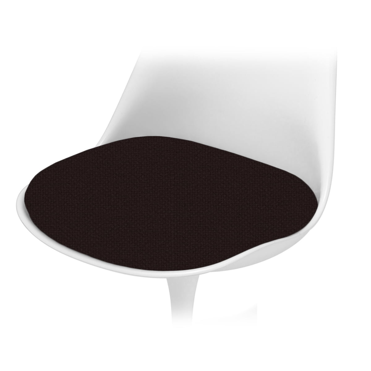Cushion for saarinen tulip chair by knoll for Chaise 3 pieds
