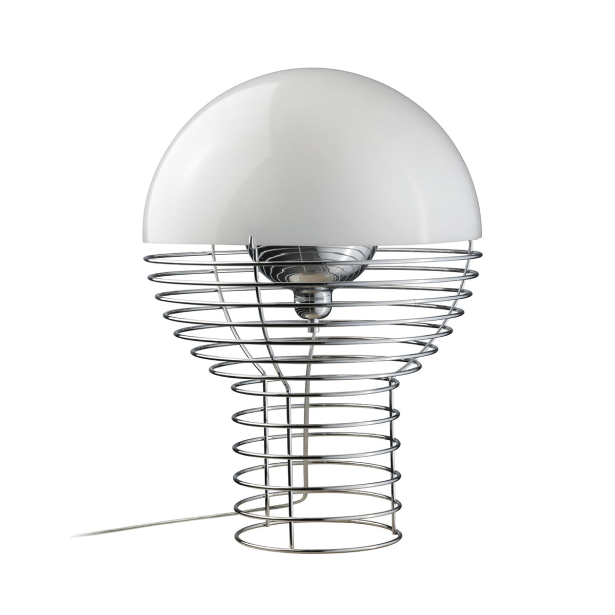 Wire Table Lamp | Verpan | Shop