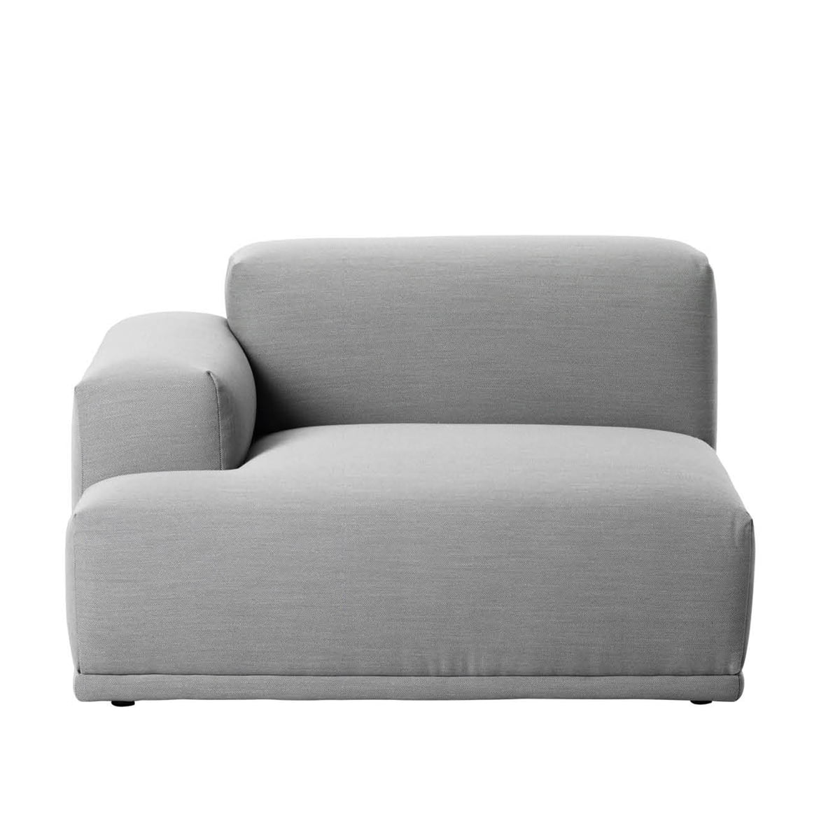 Muuto Connect Sofa Corner Right Armrest Remix 123