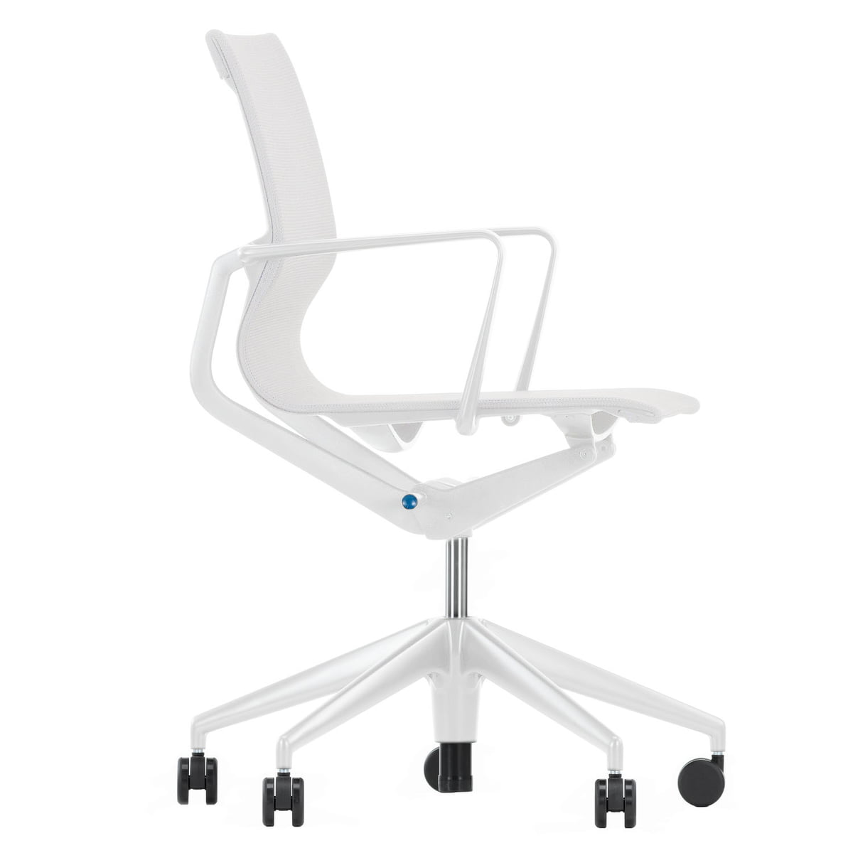 Vitra   Physix Office Chair, Silver/ Soft Grey