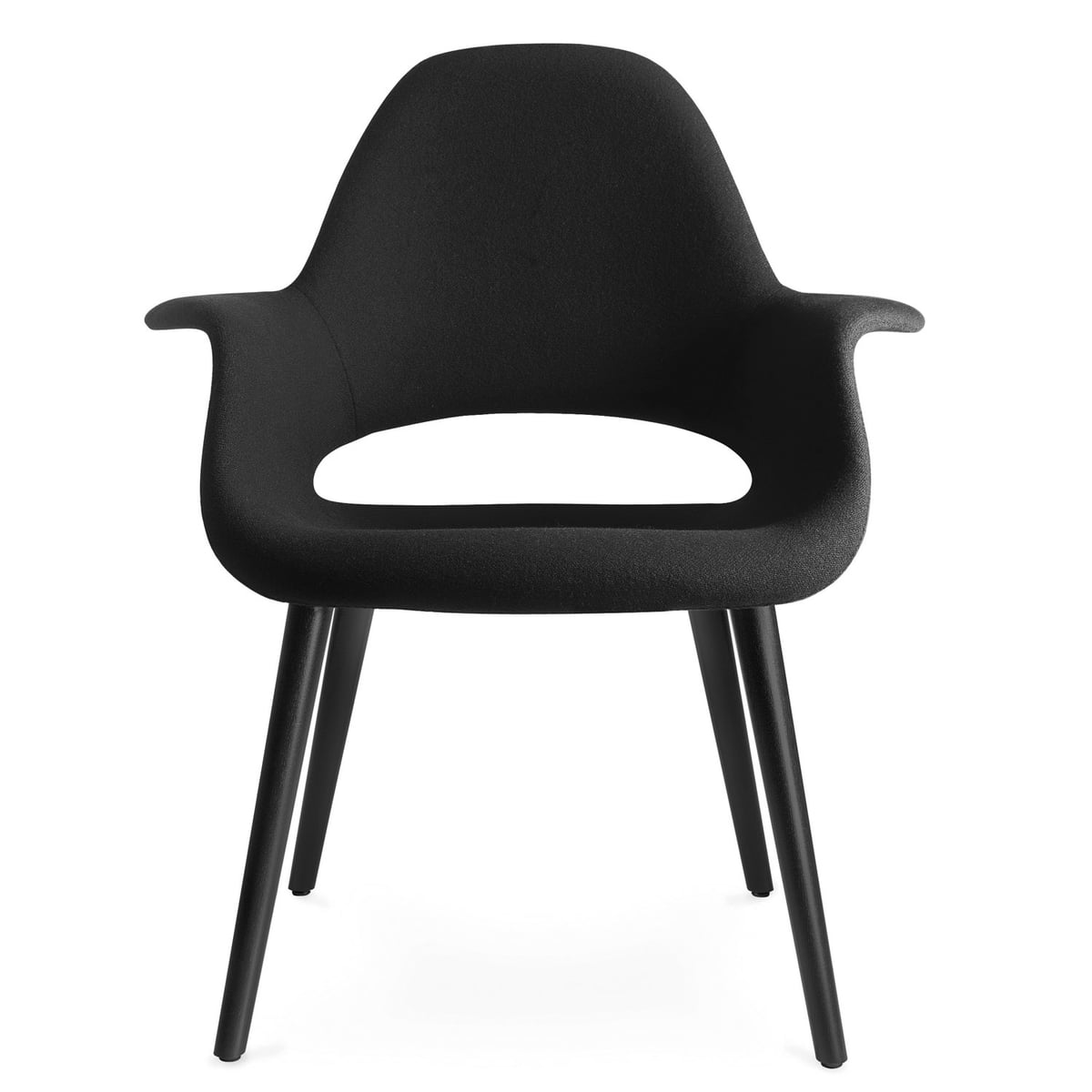 The organic conference chair by vitra for Vitra chair nachbau