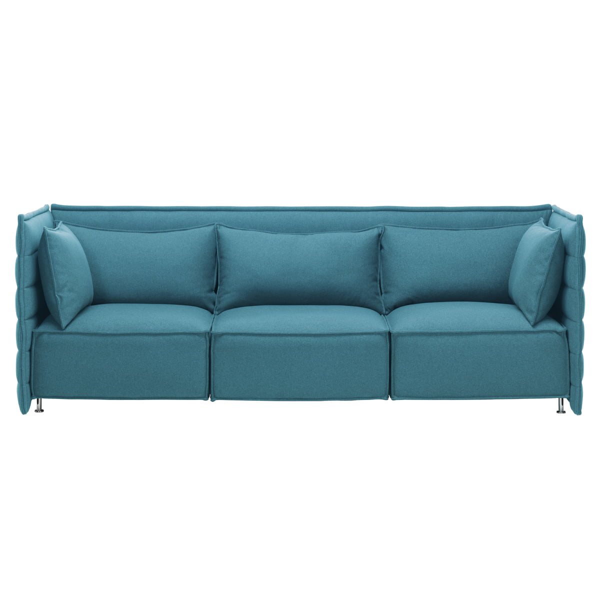 alcove plume sofa by vitra in the shop. Black Bedroom Furniture Sets. Home Design Ideas