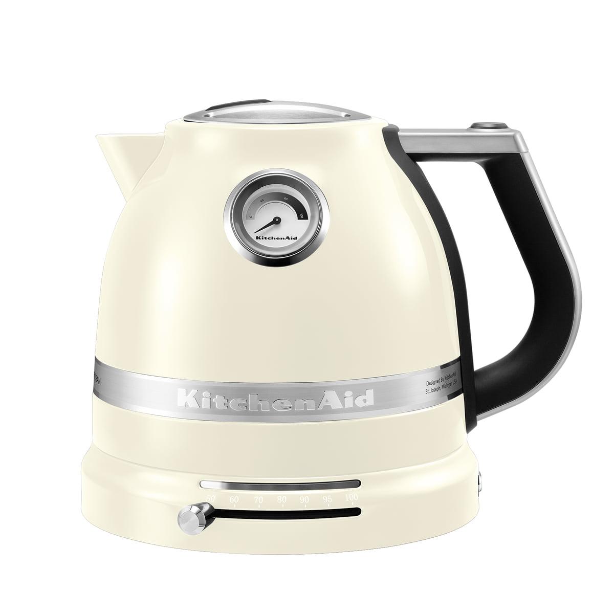 Kitchenaid Kettle 1 5 L Cream