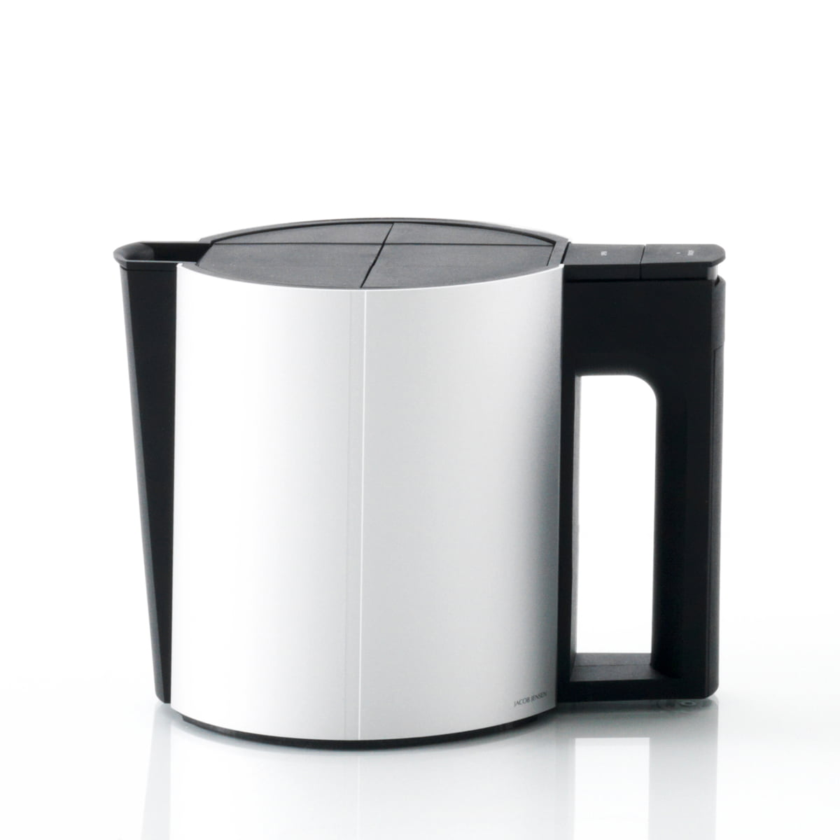 kettle by jacob jensen in our interior design shop. Black Bedroom Furniture Sets. Home Design Ideas
