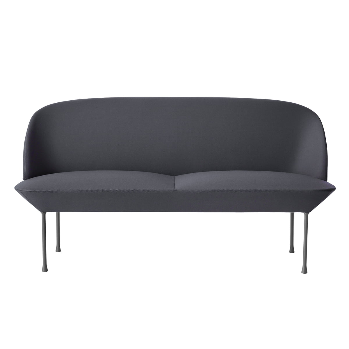 Lounge sofa 2 sitzer outdoor  The Oslo Sofa by Muuto in the shop