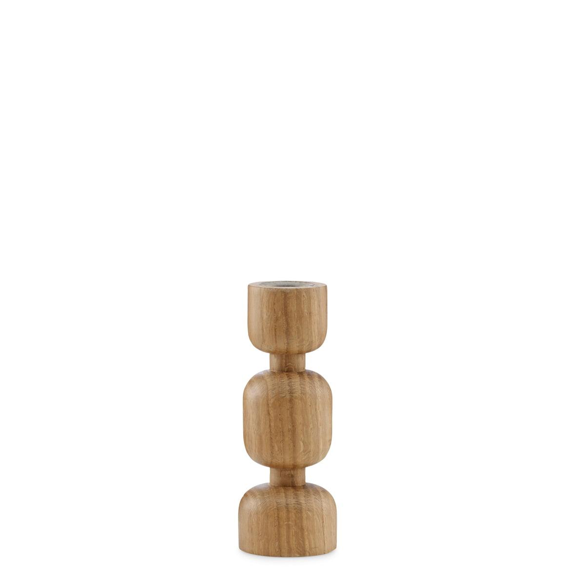 lumberjack candleholder by normann copenhagen. Black Bedroom Furniture Sets. Home Design Ideas