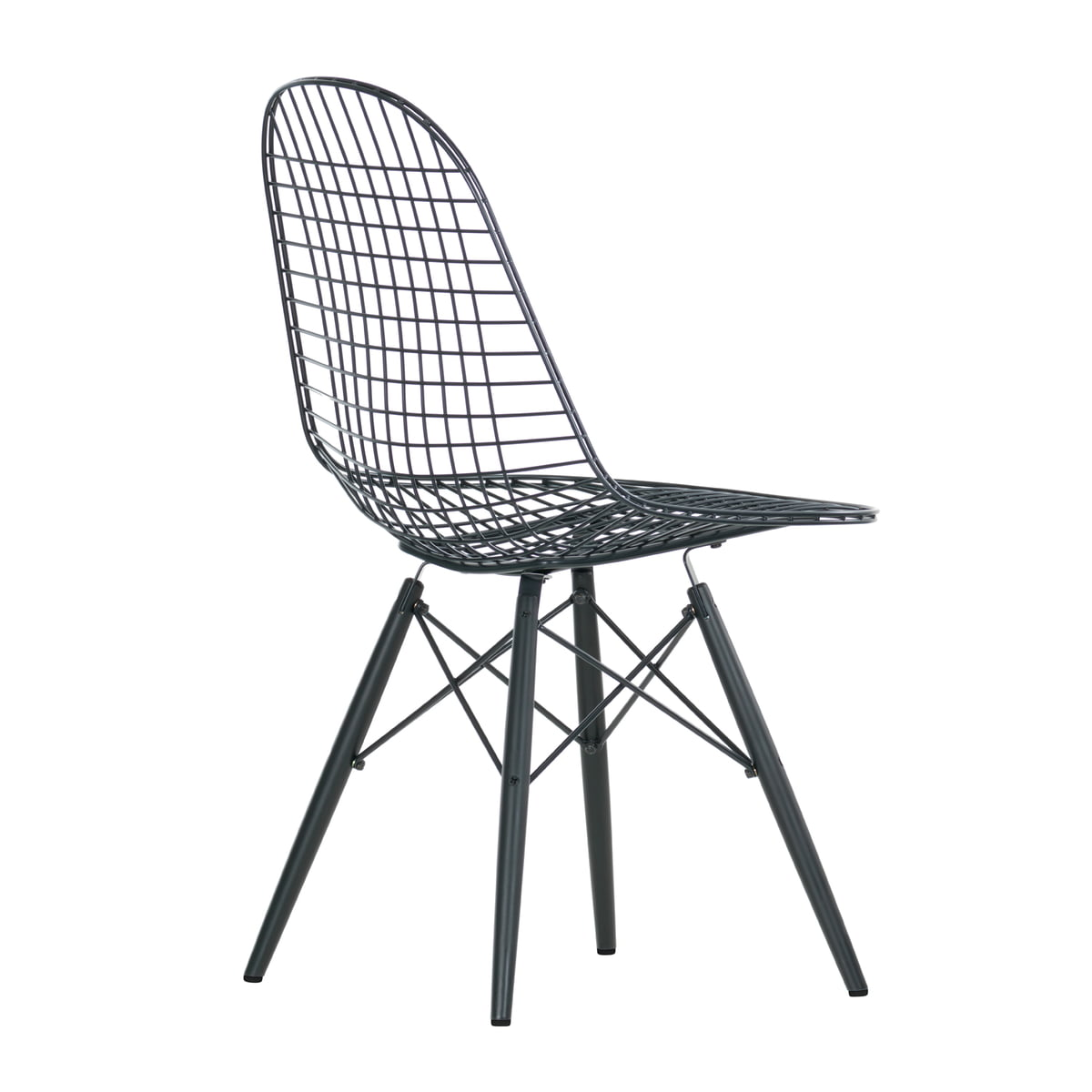 Greatest Wire Chair DKW by Vitra in the home design shop CC54