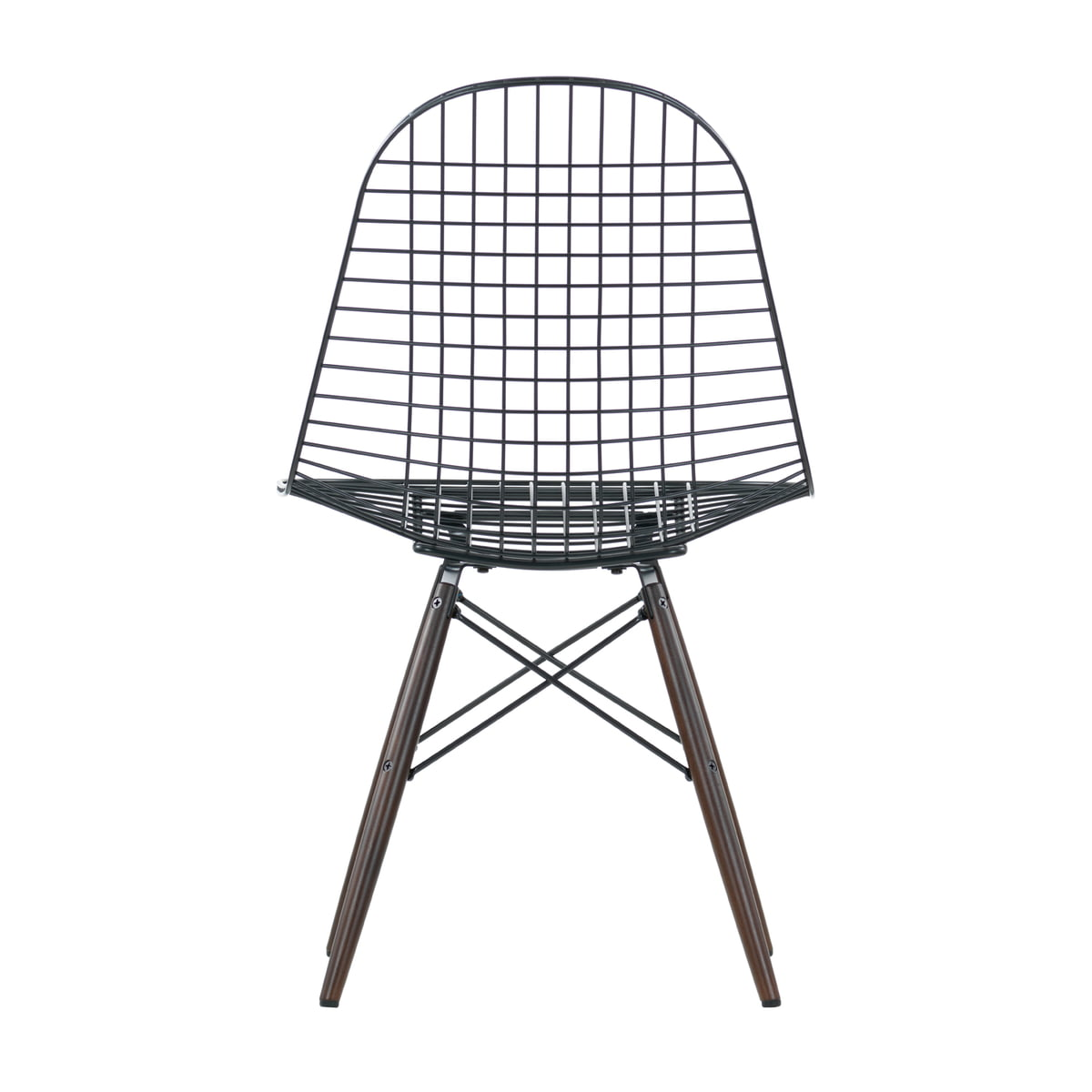 wire chair dkw by vitra in the home design shop. Black Bedroom Furniture Sets. Home Design Ideas
