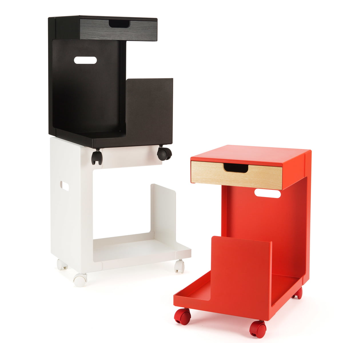 Design Rollcontainer ed mobile file cabinet by l z in the home design shop