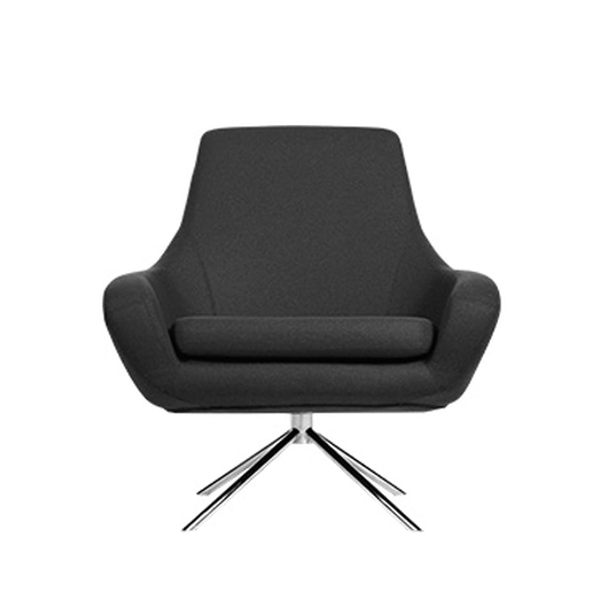 The Noomi Lounge Armchair By Softline