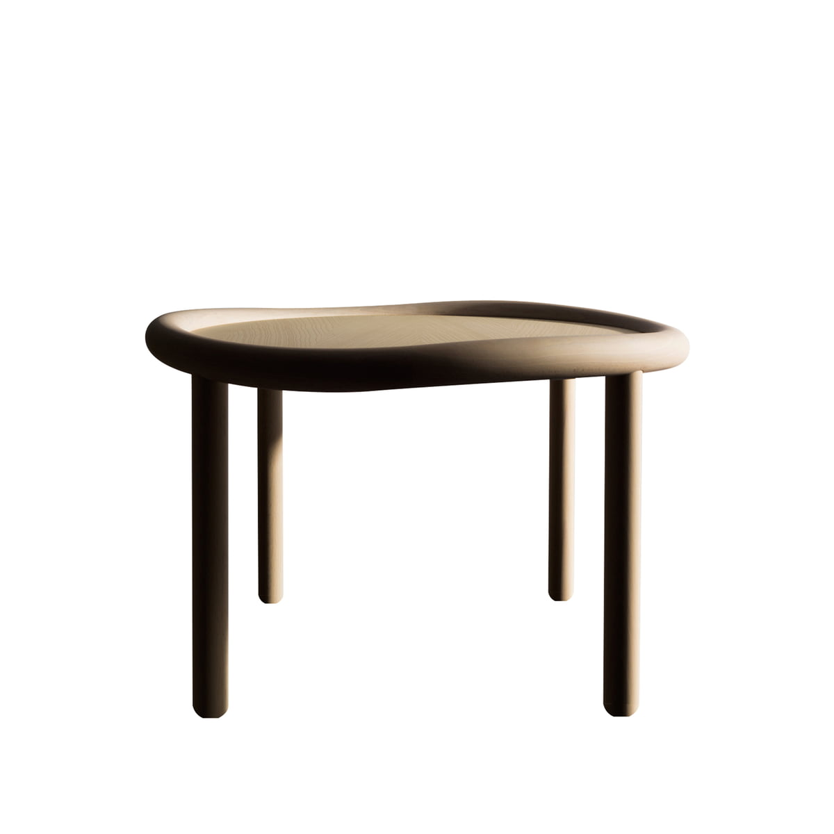 Beech Coffee Table Serve Table By Hay