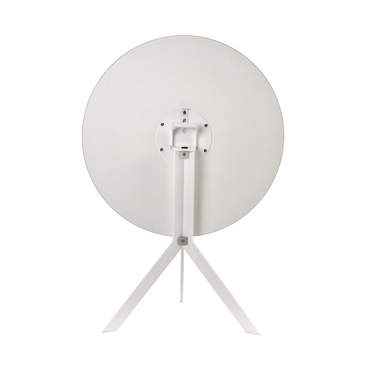 Conmoto   Bistro Table, White