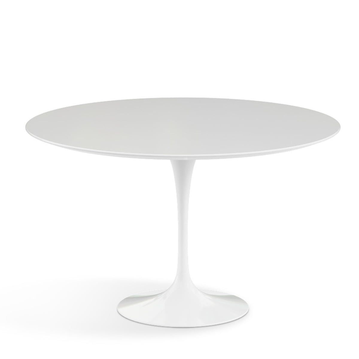 the saarinen tulip dining table from knoll