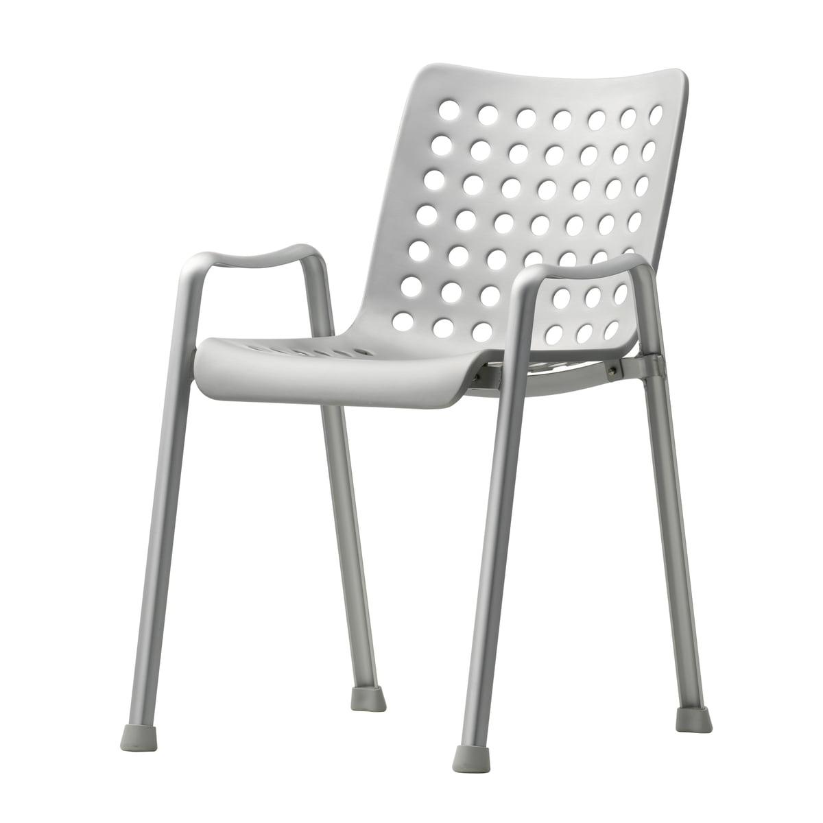 Entzuckend Vitra   Landi Chair, Aluminium Eloxadized 75 X 75 Cm