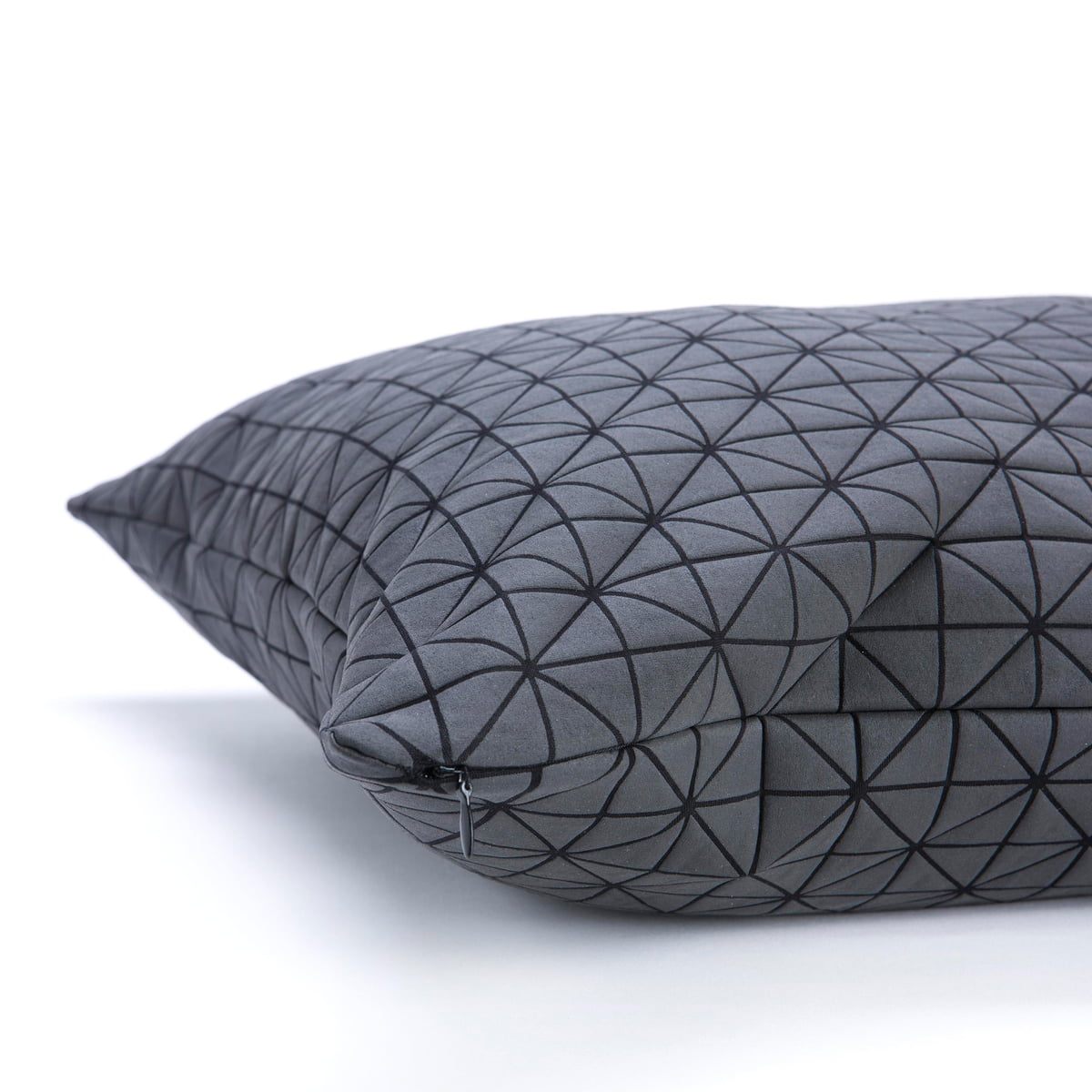 the geo origami cushion cover from mika barr. Black Bedroom Furniture Sets. Home Design Ideas
