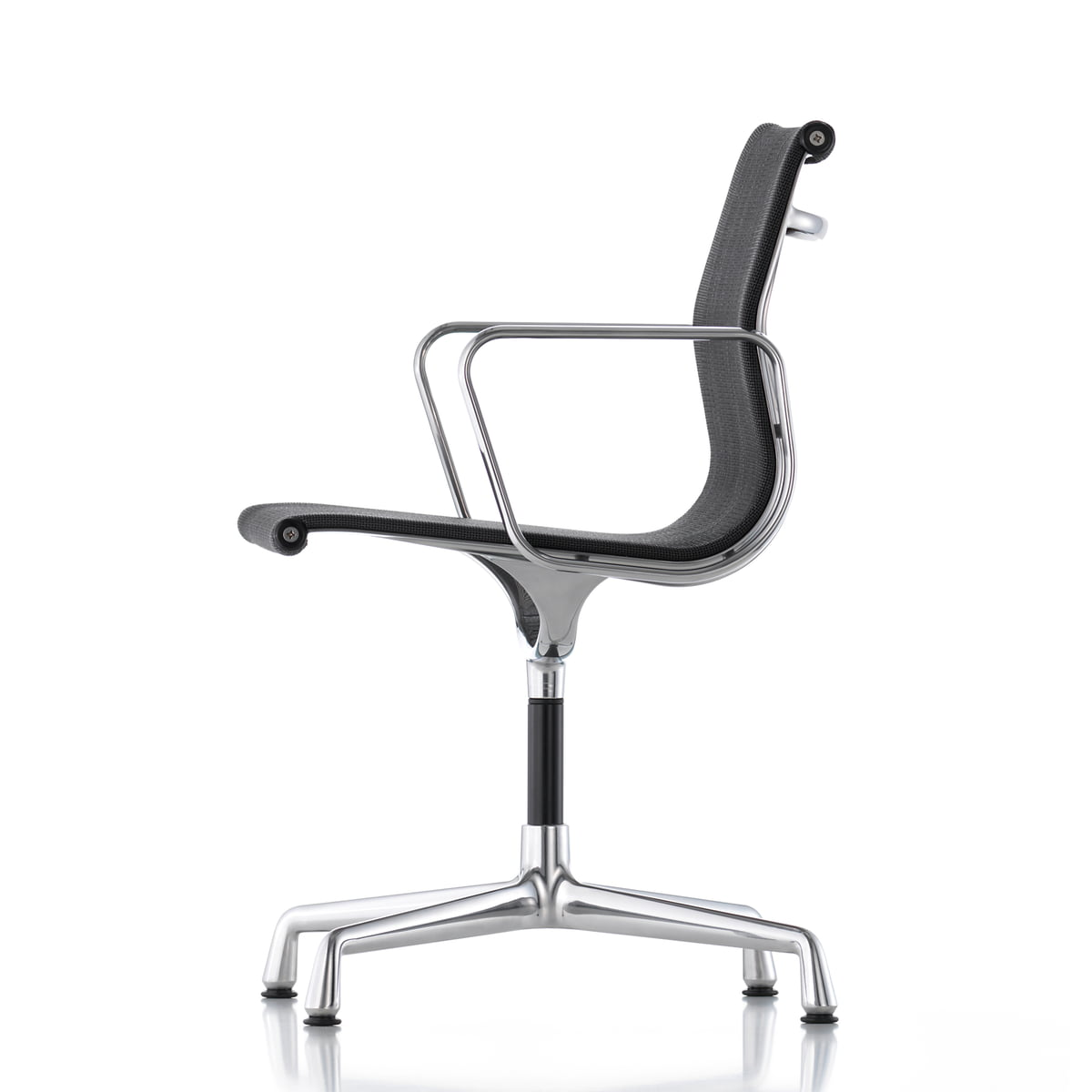 Vitra   EA 104 Office Chair, Hopsak, Nero