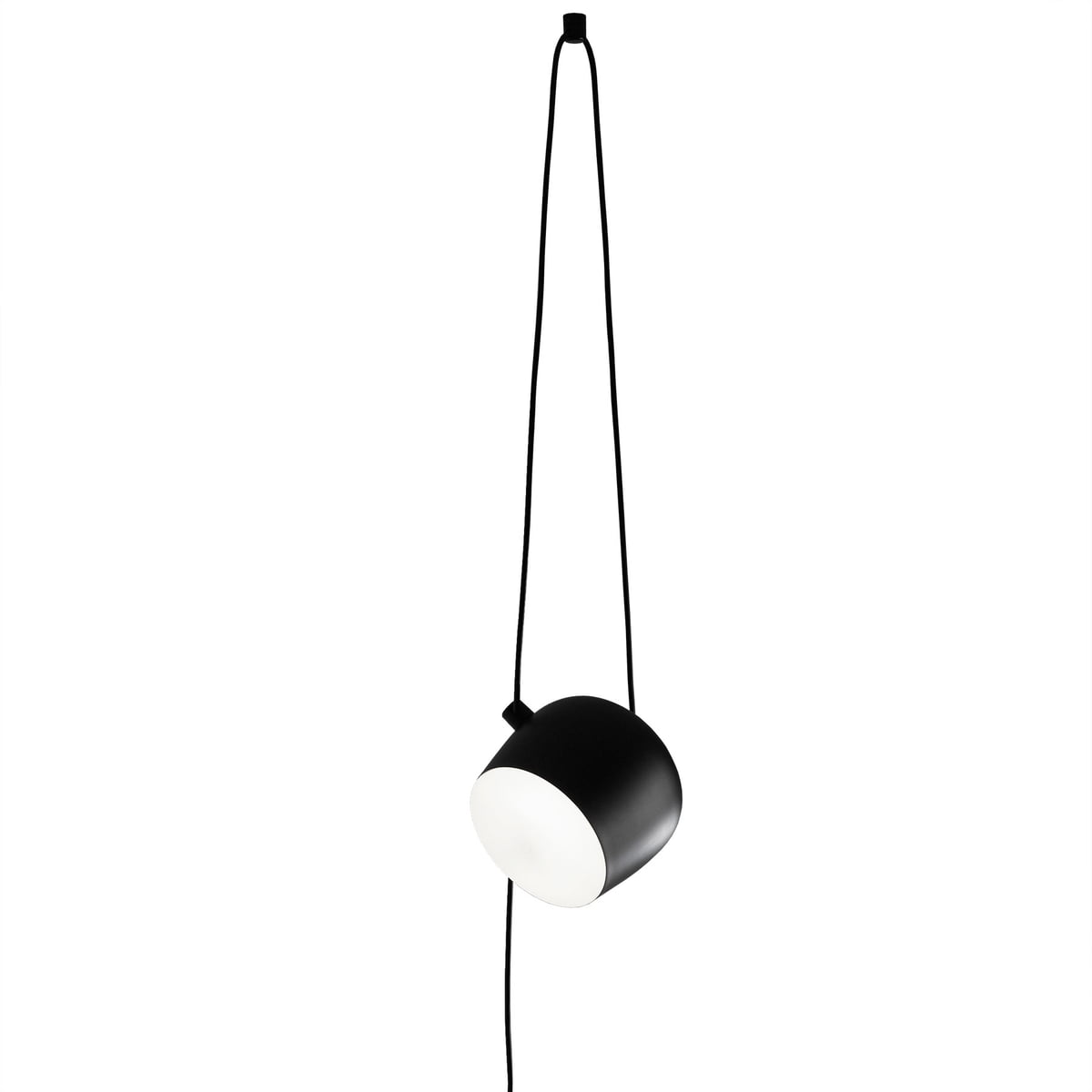 Flos Aim Led Cable Plug By On Pinterest Electrical Wiring Light Fixtures And Extension Cords Pendant Lamp With Black