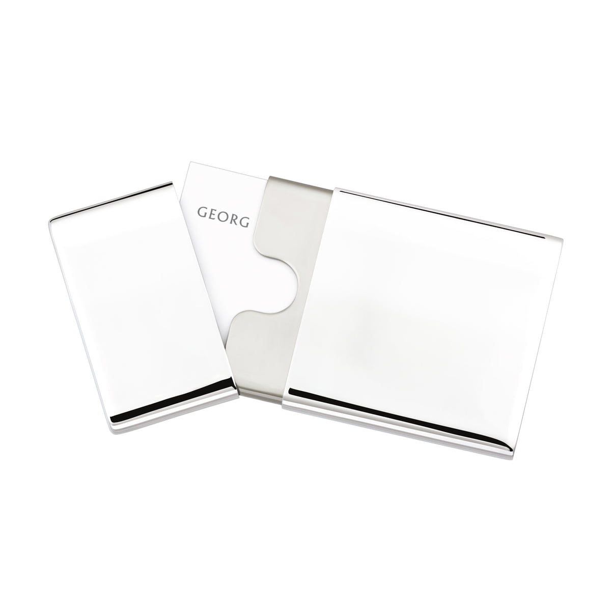 Georg Jensen Business Cards Holder To Go