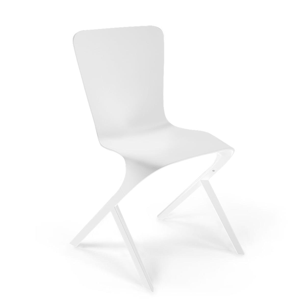 Knoll   Washington Skin Chair, Nylon White