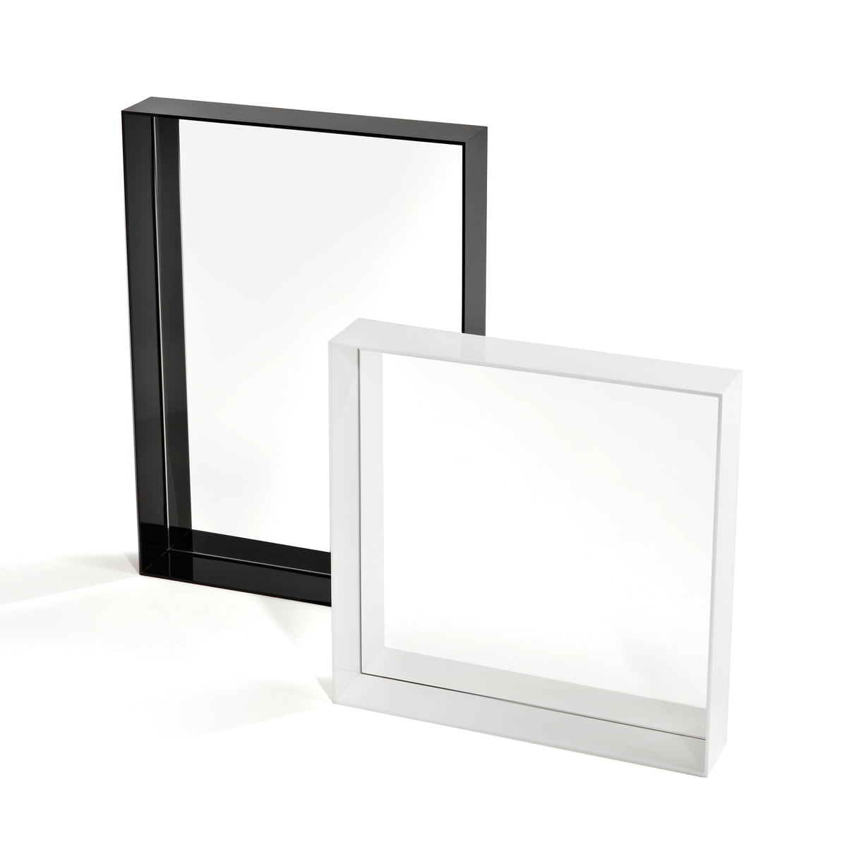 The Only Me Mirror by Kartell in the shop