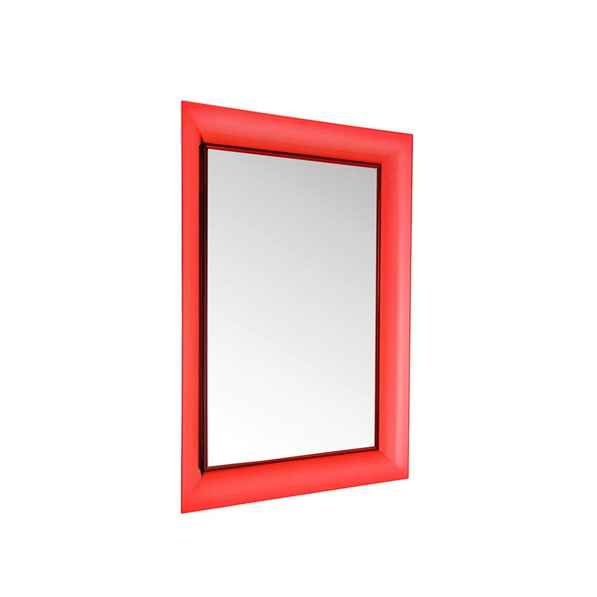 The fran ois ghost mirror by kartell for Miroir francois ghost kartell
