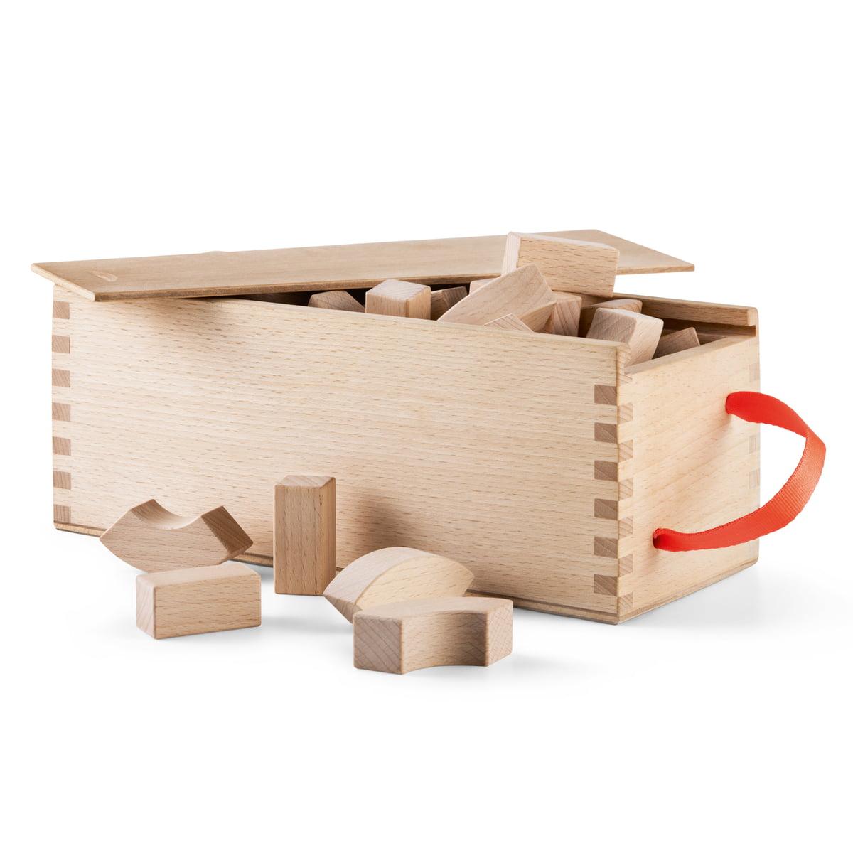 Kay Bojesen - Alphabet Wooden Blocks