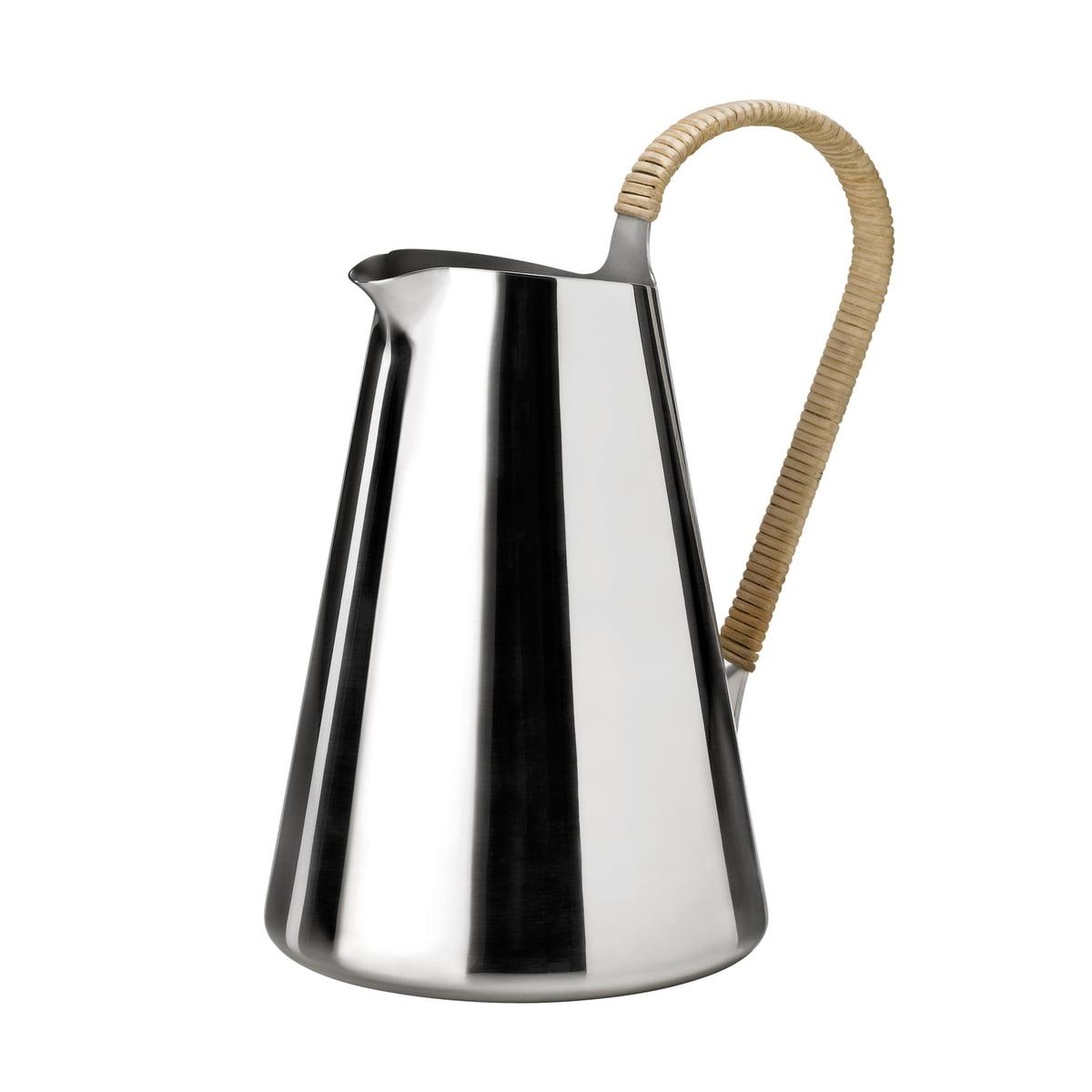 the freja jug 2 0 l by stelton in the shop. Black Bedroom Furniture Sets. Home Design Ideas