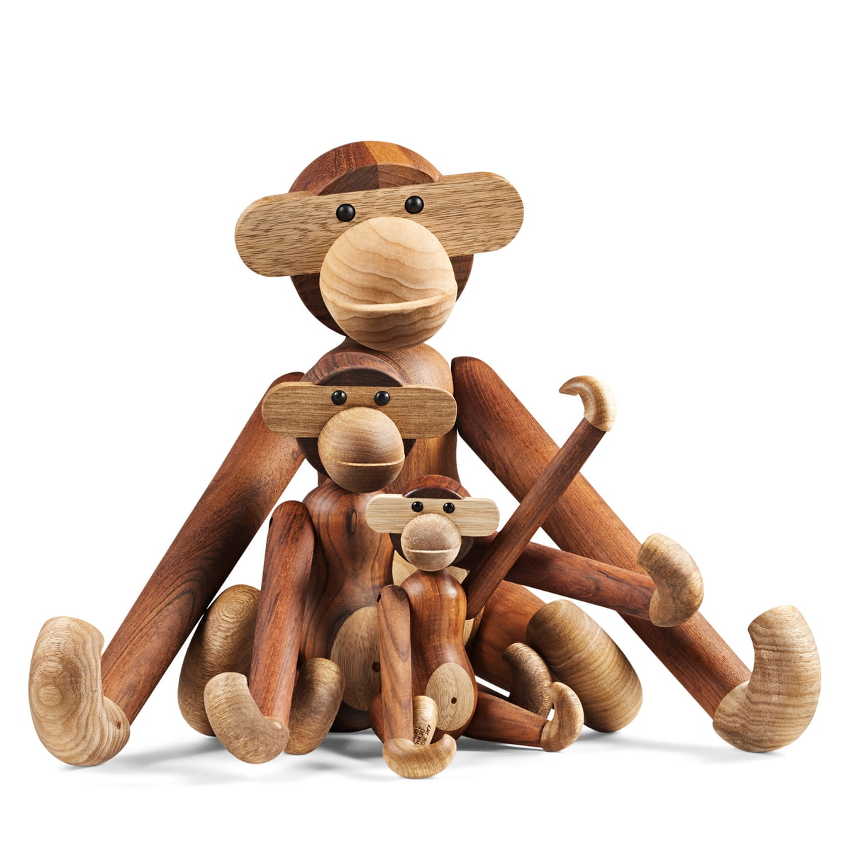 Kay Bojesen Wooden Monkey