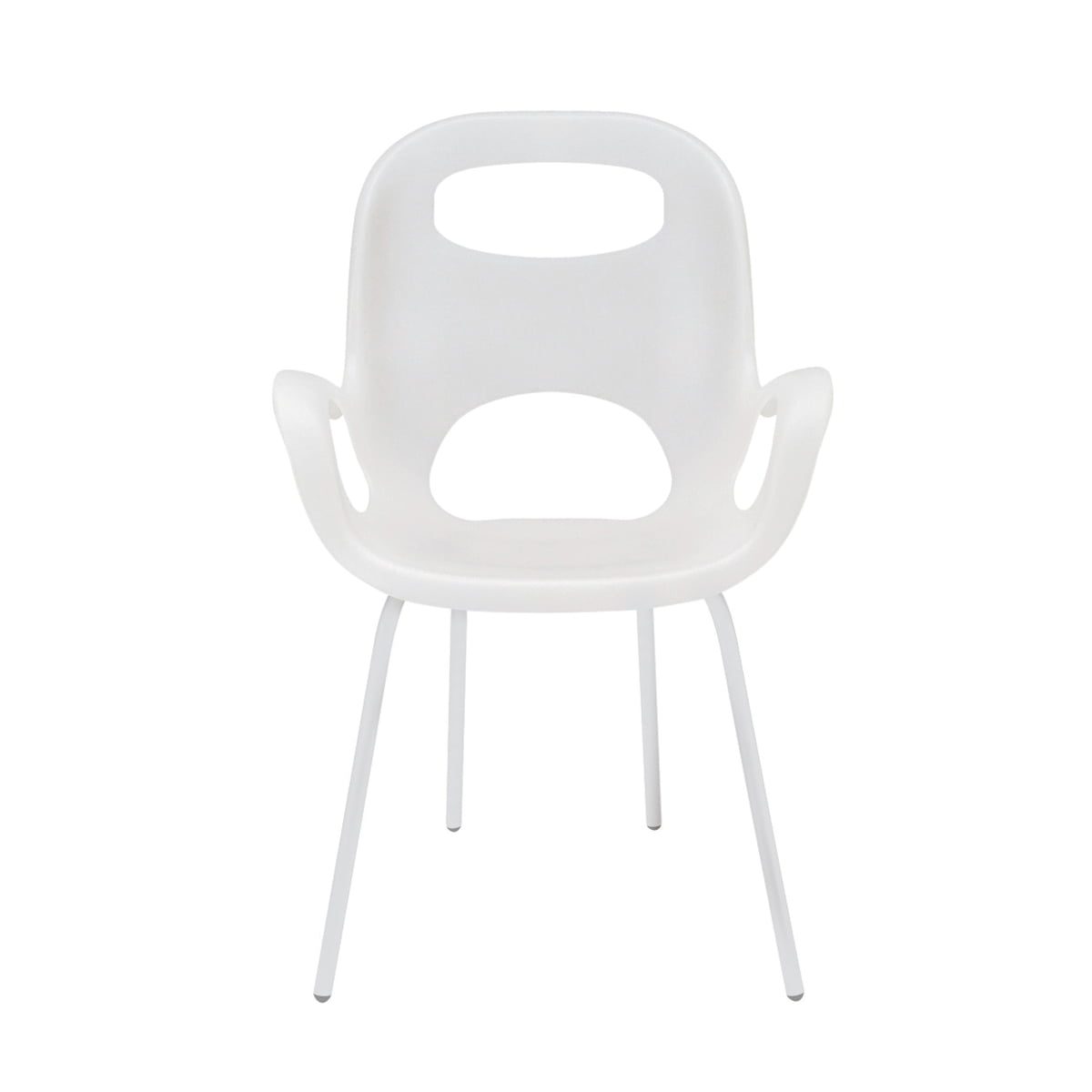 Umbra   Oh Chair, White