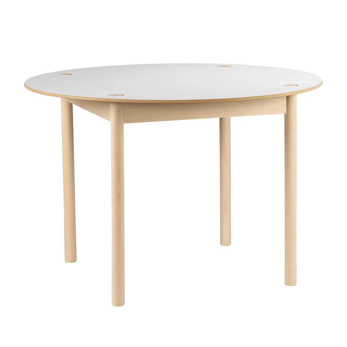 c44 round table by hay in the design shop. Black Bedroom Furniture Sets. Home Design Ideas