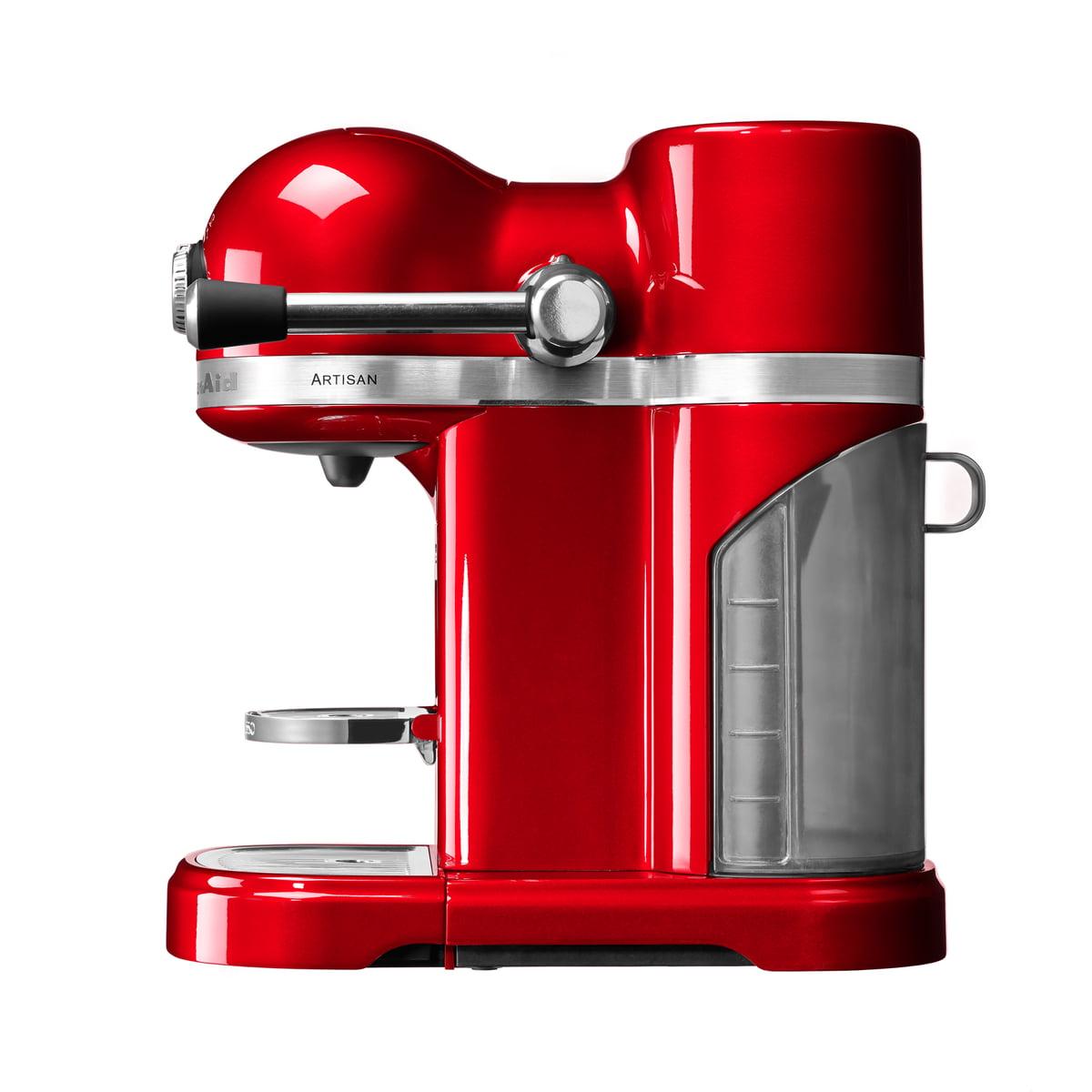 KitchenAid   Artisan Nespresso, Empire Red