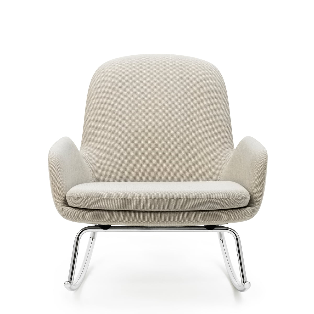 Normann Copenhagen   Era Rocking Chair, Low, Breeze Fusion