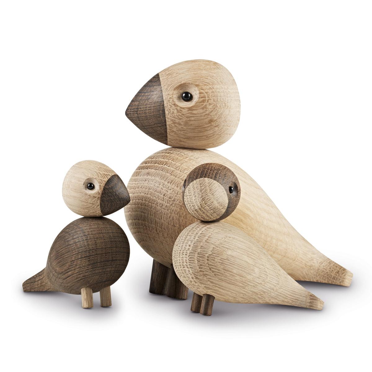 Kæmpestor Kay Bojesen Singing Birds in the design shop FF11