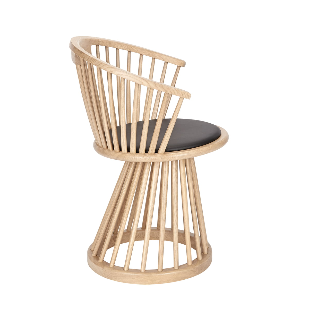 Fan Dining Chair By Tom Dixon In The Shop