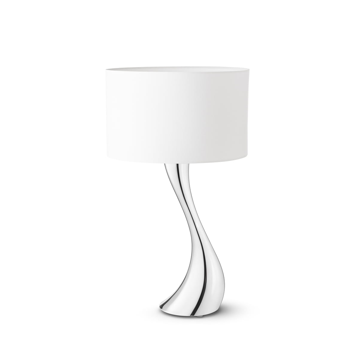 The cobra table lamp by georg jensen in the shop georg jensen cobra table lamp small white aloadofball Images
